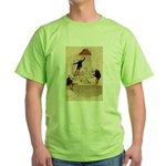 Pas De Substitution Green T-Shirt