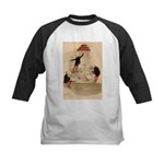 Pas De Substitution Kids Baseball Jersey