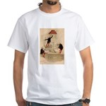 Pas De Substitution White T-Shirt