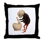 Pas De Substitution Throw Pillow