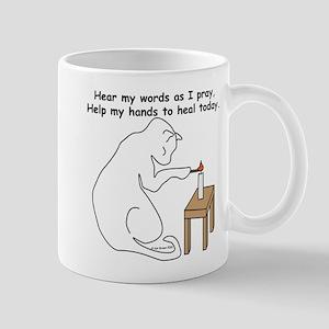Help My Hands to Heal Mug