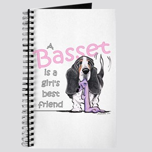 Basset Girls Friend Journal