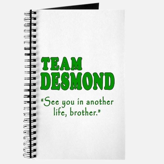 TEAM DESMOND with Quote Journal