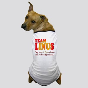 TEAM LINUS with Ben Linus Quote Dog T-Shirt