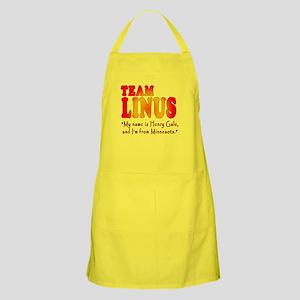 TEAM LINUS with Ben Linus Quote Apron