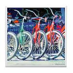 Bicycle Tile Coaster