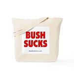 """Bush Sucks"" Tote Bag"