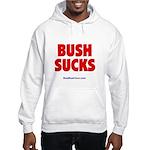 """Bush Sucks"" Hooded Sweatshirt"