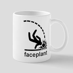 faceplant Mug