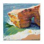 Riccoboni Cliff Tile Coaster