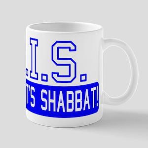 Thank God It's Shabbat! Mug