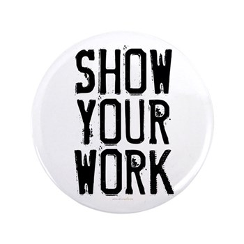 Show Your Work 3.5