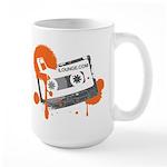 Mix Tape Large Mug