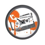 Mix Tape Wall Clock
