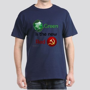 Green is the new Red Dark T-Shirt