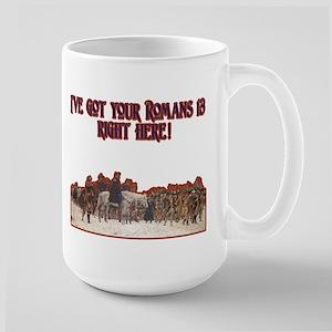 Romans 13 Large Mug