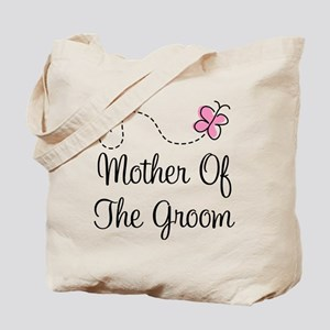 Pretty Mother Of The Groom Tote Bag