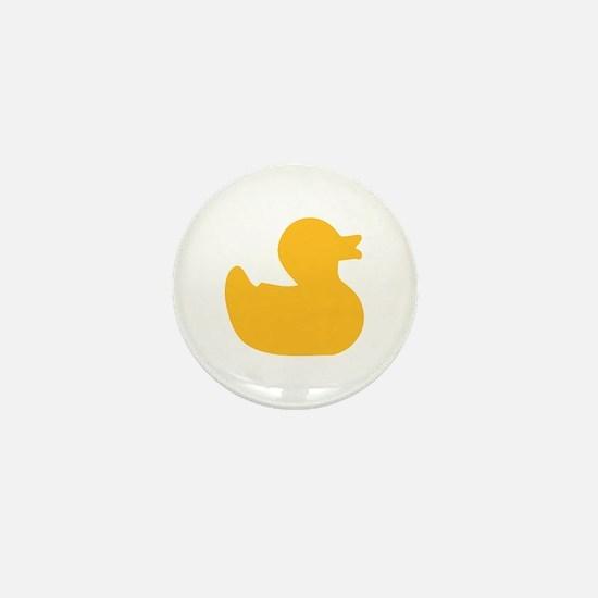 Rubber duck Mini Button