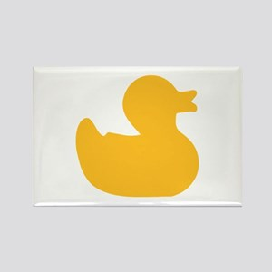 Rubber duck Rectangle Magnet
