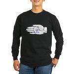 Vote for Sarah Long Sleeve Dark T-Shirt