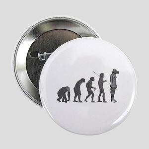 """Evolution - Lost statue 2.25"""" Button"""