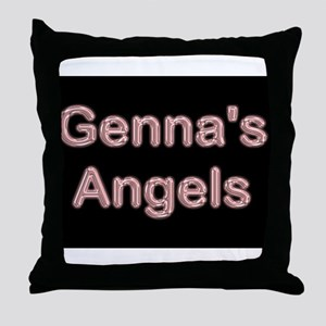 Other Gifts - Genna1 Throw Pillow