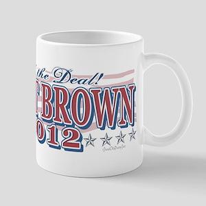 Seal The Deal Brown 2012 Mug