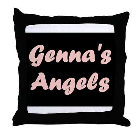 Other Gifts - Genna2 Throw Pillow