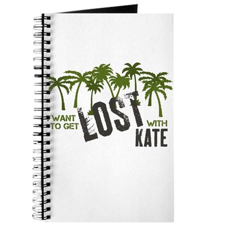 I want to get LOST with KATE Journal