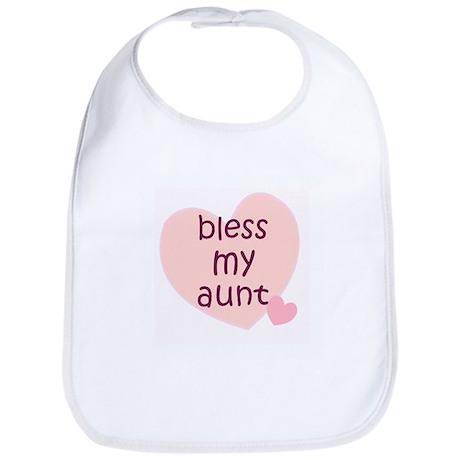 BLESS MY AUNT Bib