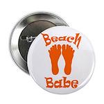 'Beach Babe' Button