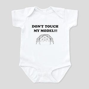 Don't Touch My Model! Infant Bodysuit