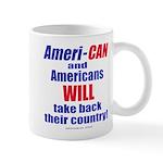 Take Back America Mug Mugs