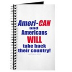 Take Back America Journal