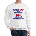 Take Back America Sweatshirt