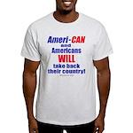 Take Back America Light T-Shirt