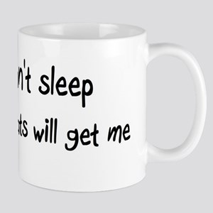 Can't sleep Muskrats will get Mug