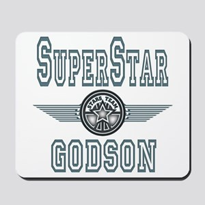 Superstar Godson Mousepad
