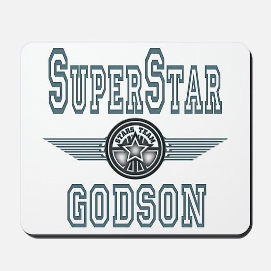 Superstar Godson Mousepad