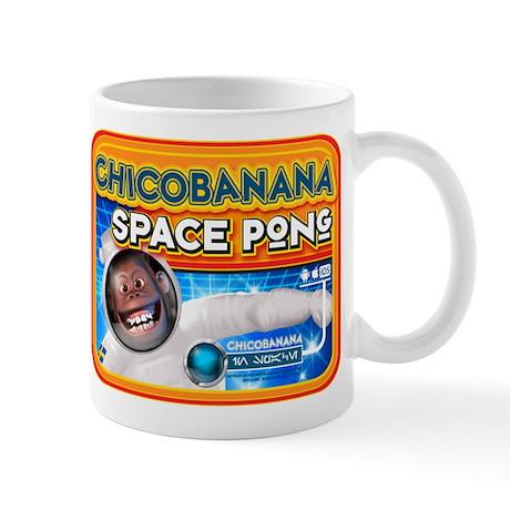 Chicobanana - Space Pong Mugs