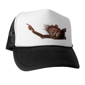 Chicobanana Cap Trucker Hat