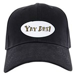 Yay Dat! Who Dat Black Cap