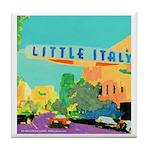 Little Italy Tile Coaster