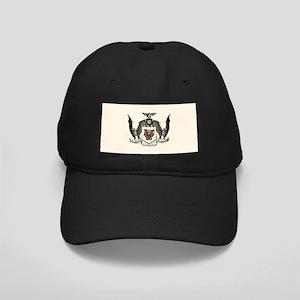 Vampyr Crest Black Cap