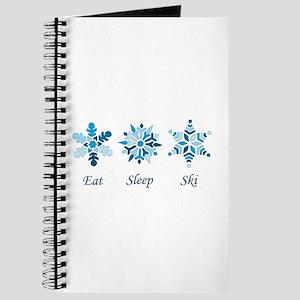 Eat Sleep Ski Journal
