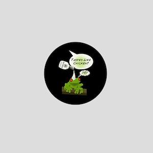 Sawyer's Frog Mini Button