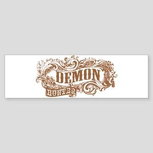 Demon Hunter Old West Sticker (Bumper)