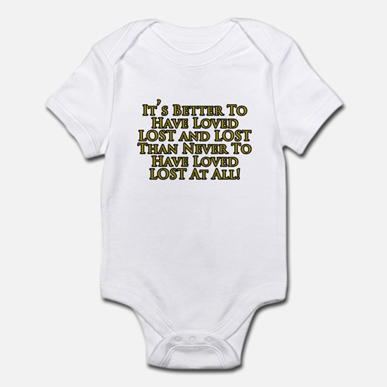 Loved LOST Infant Bodysuit