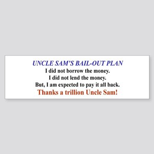 UNCLE SAM'S BAILOUT PLAN...