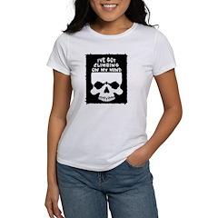 Climbing On My Mind Women's T-Shirt